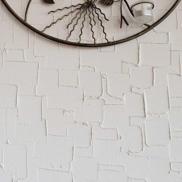 珊瑚の塗り壁