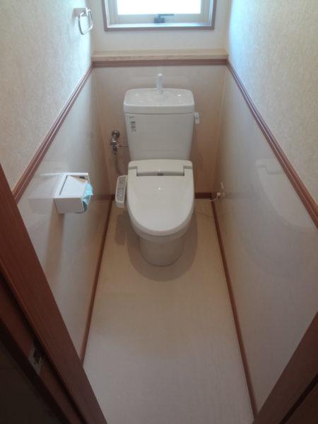 トイレ リフォーム 費用 仙台