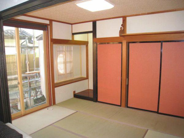 和室 畳 リビング ダイニング 内装 リフォーム 仙台 費用