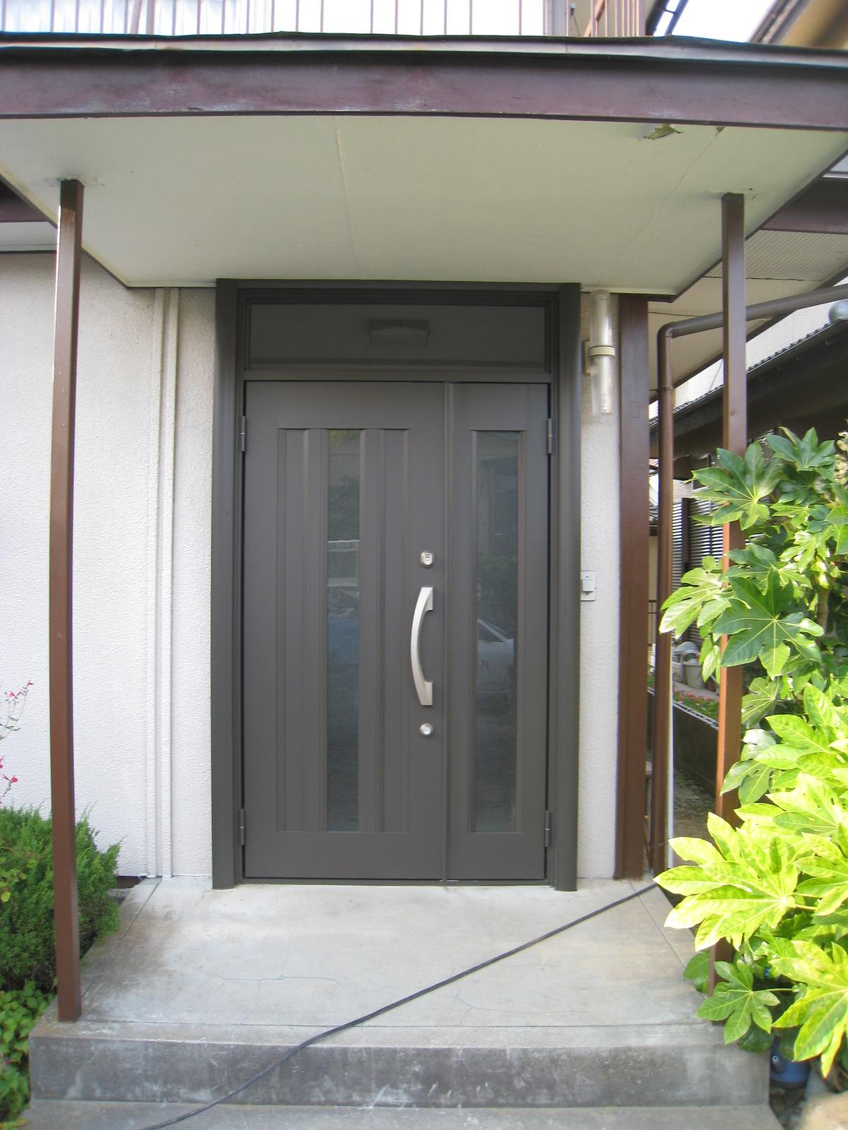 リフォーム 玄関 ドア 建具 仙台 費用