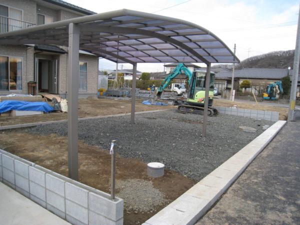 リフォーム 外構(屋外・庭・駐車場等)費用 仙台