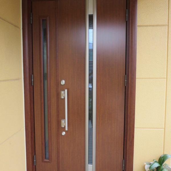 リフォーム 玄関 ドア 仙台 費用