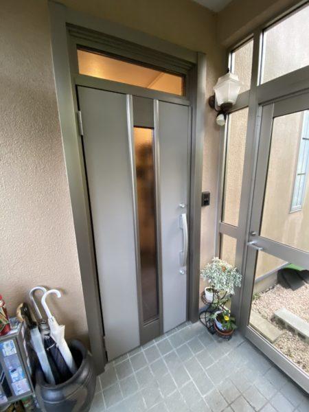 仙台 リフォーム 玄関